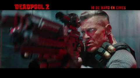 DEADPOOL 2 18 de mayo en cines