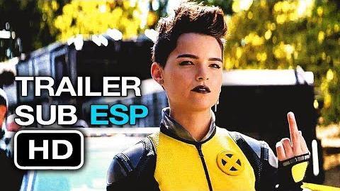 Deadpool 2 Trailer SUBTITULADO en Español (HD)