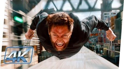 Wolverine Inmortal - Pelea En El Tren - Español Latino (Extended)