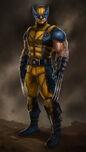 Deadpool Videogame .Wolverine