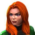 Phoenix portrait