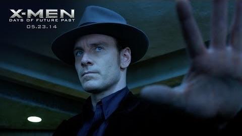 "X-Men Days of Future Past ""Magneto"" Power Piece HD 20th Century FOX"