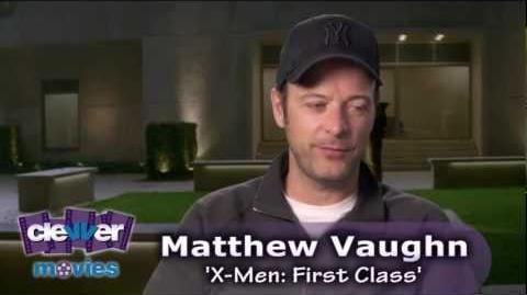 Director Matthew Vaughn 'X-Men First Class' Interview
