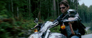 Cyclops on his X-Harley Davidson (The Last Stand - 2006)