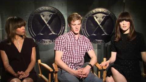 X-Men- First Class Till, Kravitz & Byrne
