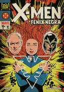 Dark Phoenix Brazil Comic-Con Poster