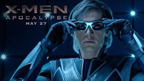"X-Men Apocalypse ""Save the World"" TV Commercial 20th Century FOX"