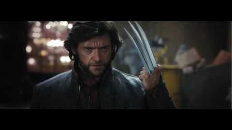 "X-Men Origins Wolverine Trailer ""Ooh! Shiny"