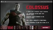 Colossus promo
