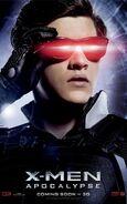 X-Men Apocalyse Character Poster 01