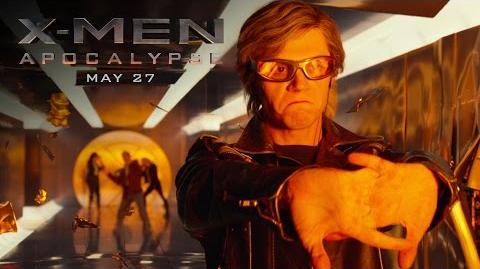 "X-Men Apocalypse ""Impressive"" TV Commercial HD 20th Century FOX"