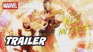 New Mutants Trailer - Marvel Phase 4 X-Men Avengers Easter Eggs Breakdown