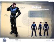 X-Men The Official Game Cyclops