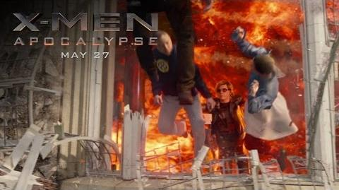 X-Men Apocalypse The Extraction HD 20th Century FOX