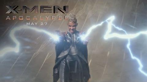 "X-Men Apocalypse ""Storm"" Power Piece HD 20th Century FOX"