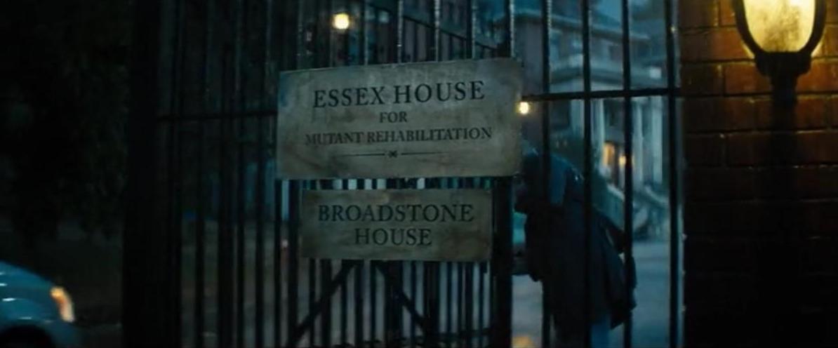 Essex House for Mutant Rehabilitation