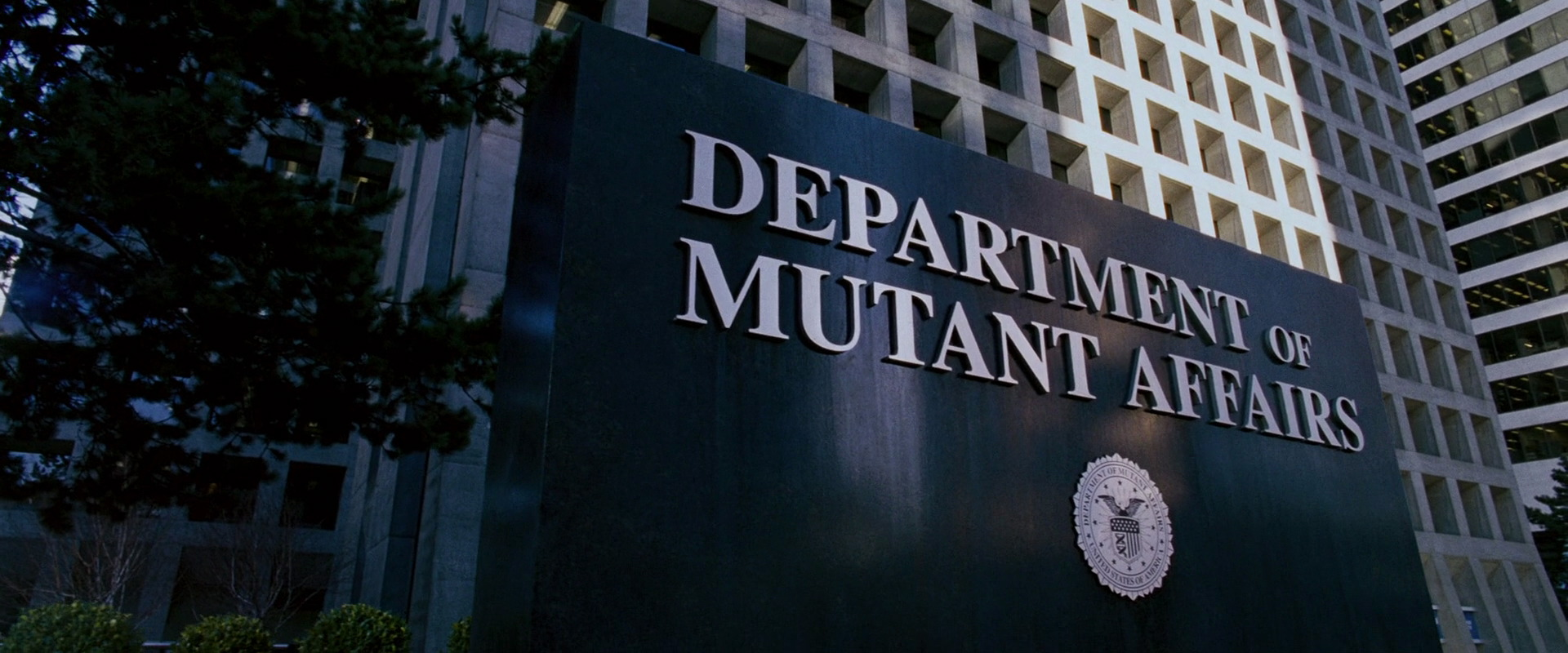 Department of Mutant Affairs