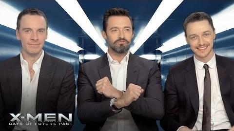 X-Men Days of Future Past X-Men X-Perience Announcement