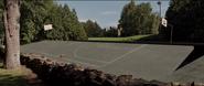 X-Mansion Basketball Court