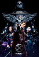 X-Men Apocalypse Horsemen poster