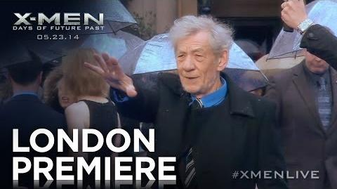 X-Men Days of Future Past London Premiere Highlights