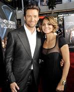 Hugh Jackman and Halle Berry XMOW