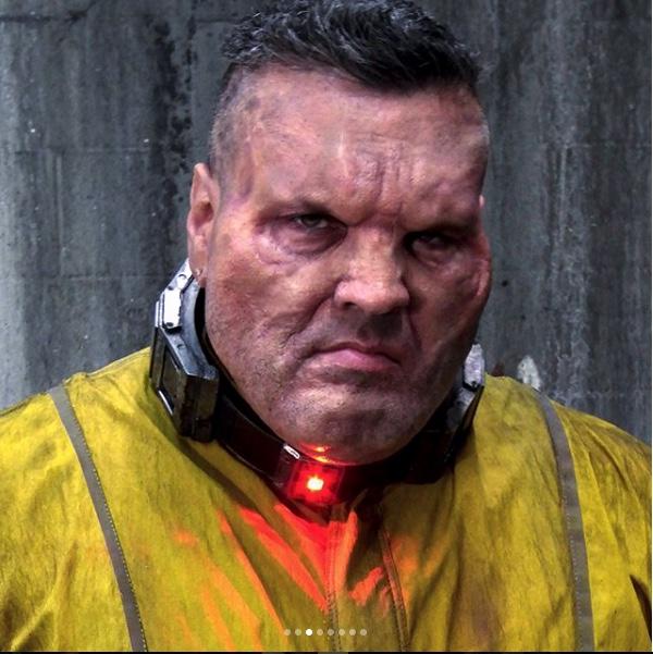 Mutant Prisoner