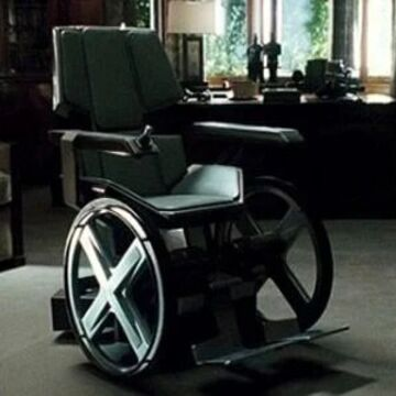 Charles Xavier S Wheelchair X Men Movies Wiki Fandom