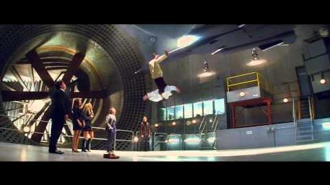 """""""You Can Show Off"""" - X-Men First Class"""