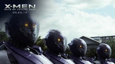 """X-Men Days of Future Past """"I Call Them Sentinels"""" TV Spot HD 20th Century FOX"""