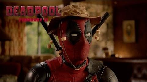 Deadpool Rootin' For Deadpool 20th Century FOX
