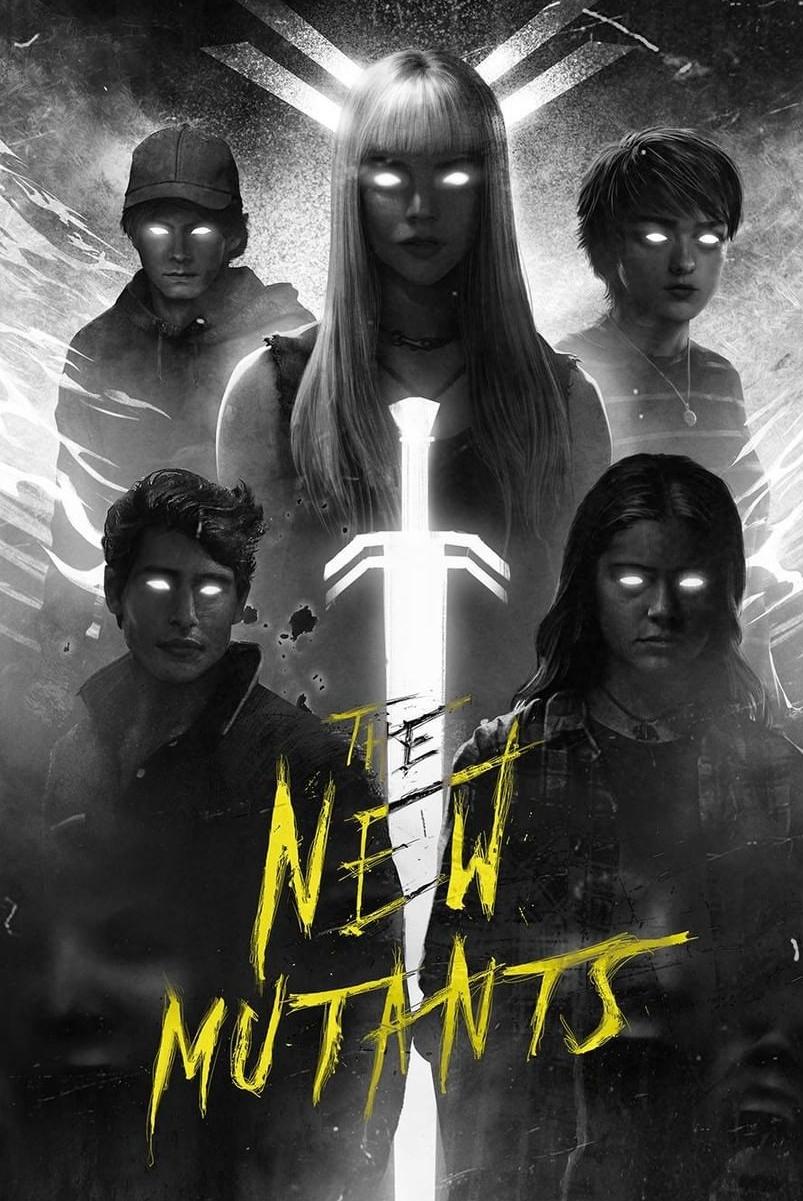 The New Mutants X Men Movies Wiki Fandom