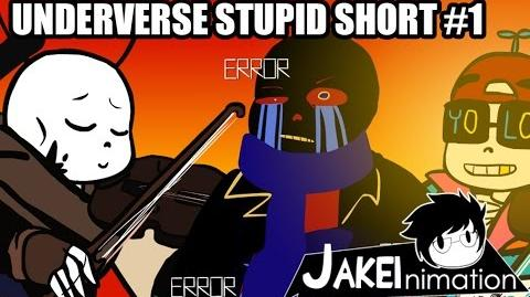 Underverse Stupid Short 1