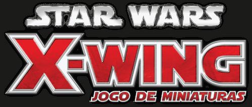 Logo do jogo de Miniaturas Star Wars X-Wing