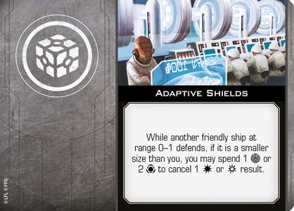 Adaptive Shields