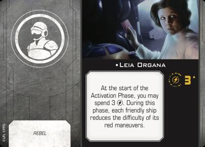 Leia Organa (Crew/Rebel)