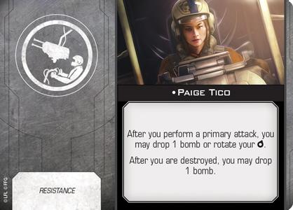 Paige Tico (Gunner)