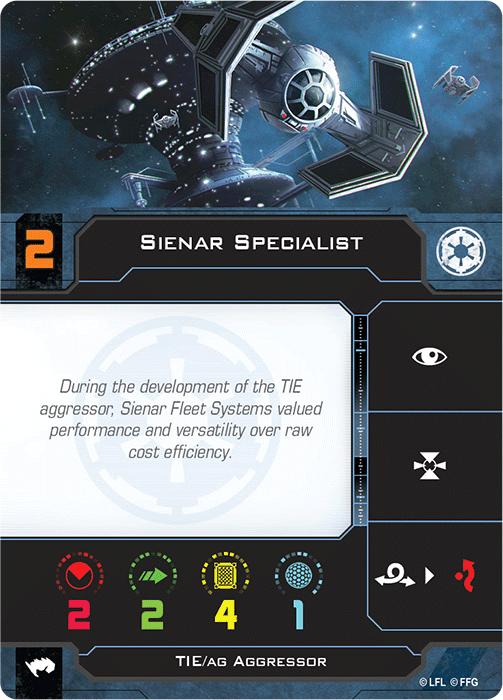 Sienar Specialist