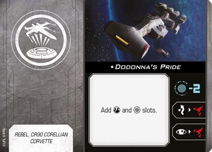 Dodonna's Pride