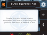 Black Squadron Ace (TIE Fighter)
