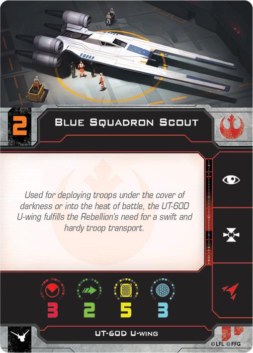 Blue Squadron Scout