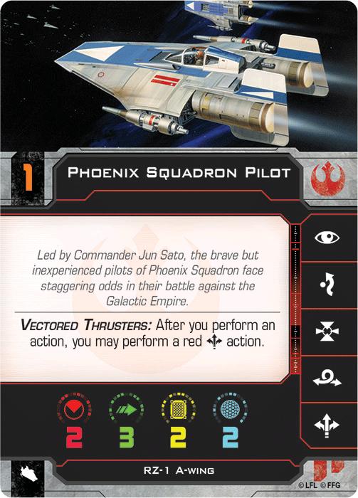 Phoenix Squadron Pilot