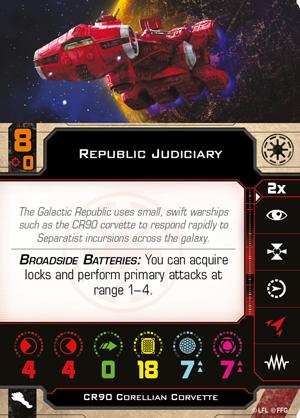 Republic Judiciary