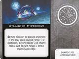 Syliure-31 Hyperdrive