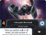 Major Rhymer