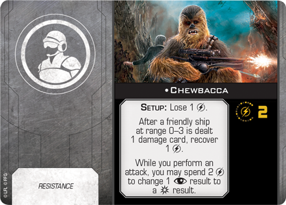 Chewbacca (Crew/Resistance)