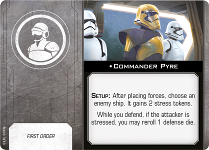 Commander Pyre