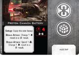 Proton Cannon Battery