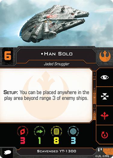 Han Solo (Scavenged YT-1300)