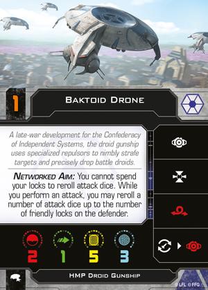 Baktoid Drone